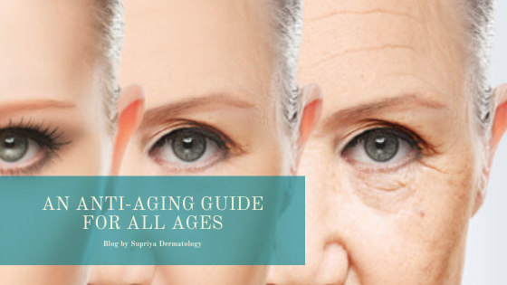Anti aging at Supriya Dermatology in West Palm Beach and Jupiter FL