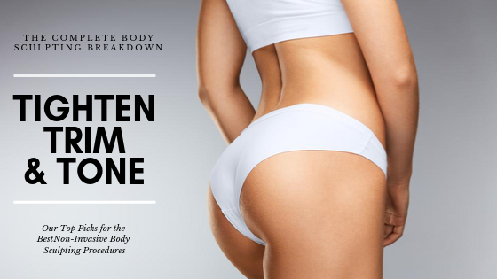the complete body sculpting breakdown